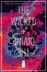 Image Comics's The Wicked + The Divine Issue # 44b