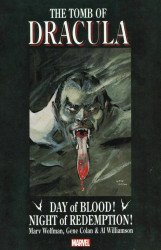 Epic Comics's Tomb of Dracula TPB # 1