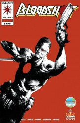 Valiant Entertainment's Bloodshot Issue # 1oasas-e