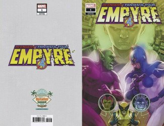 Marvel Comics's Empyre Issue # 1diamond