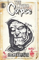 Livingcorpsecomics 's Living Corpse: Hexx Files Issue # 1c