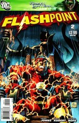 DC Comics's Flashpoint Issue # 2
