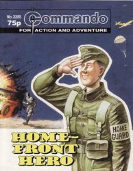 D.C. Thomson & Co.'s Commando: For Action and Adventure Issue # 3385