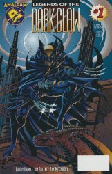 Amalgam Comics's Legends of the Dark Claw Issue # 1b