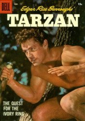 Dell Publishing Co.'s Tarzan Issue # 93b