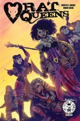Image Comics's Rat Queens Issue # 3
