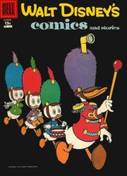 Dell Publishing Co.'s Walt Disney's Comics and Stories Issue # 210b