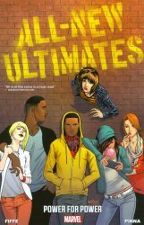 Ultimate Marvel's All-New Ultimates TPB # 1
