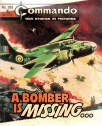 D.C. Thomson & Co.'s Commando: War Stories in Pictures Issue # 958