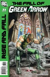 DC Comics's Green Arrow Issue # 31