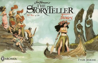 Archaia Studios Press's Jim Henson's Storyteller Fairies Issue # 3
