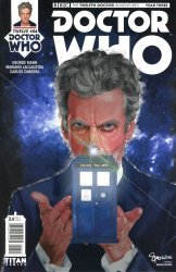 Titan Comics's Doctor Who: 12th Doctor - Year Three Issue # 4