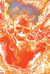 Marvel Comics's Fantastic Four Issue # 1alex ross art-e