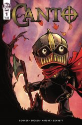 IDW Publishing's Canto Issue # 1