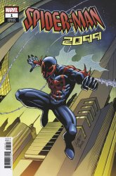 Marvel Comics's Spider-Man 2099 Issue # 1b