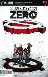 Valiant Entertainment's Generation Zero Issue # 7c