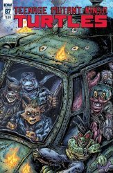 IDW Publishing's Teenage Mutant Ninja Turtles Issue # 87b