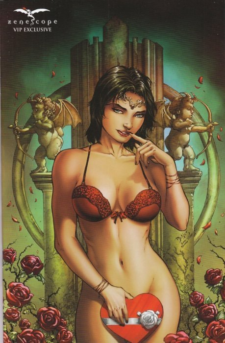 2E cover Realm War Grimm Fairy Tales Presents FN Age Of Darkness #2