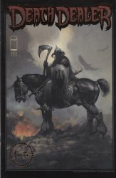 Image Comics's Frank Frazetta's Death Dealer Issue # 1e