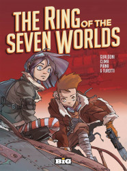 Humanoids Publishing's The Ring of the Seven Worlds Soft Cover # 1b