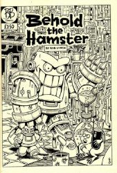 Bob Comics's Behold the Hamster Issue nn