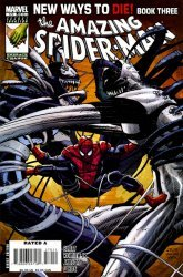 Marvel Comics's The Amazing Spider-Man Issue # 570