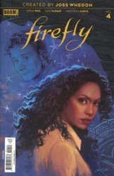 BOOM! Studios's Firefly Issue # 4 - 2nd print