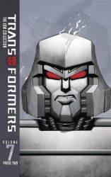 IDW Publishing's Transformers: The IDW Collection - Phase Two  Hard Cover # 7