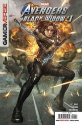 Marvel Comics's Marvels Avenger's Black Widow Issue # 1