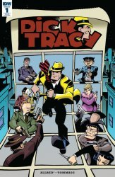 IDW Publishing's Dick Tracy: Dead or Alive Issue # 1ri-b