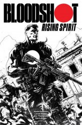 Valiant Entertainment's Bloodshot: Rising Spirit Issue # 1stadium-b