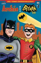 Archie Comics Group's Archie Meets Batman '66 Issue # 1e
