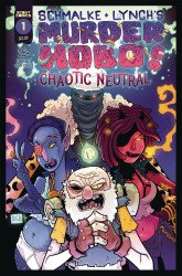 Scout Comics's Murder Hobo: Chaotic Neutral  Issue # 1