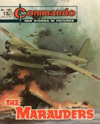 D.C. Thomson & Co.'s Commando: War Stories in Pictures Issue # 1381