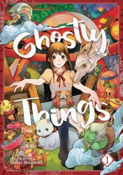 Seven Seas Entertainment's Ghostly Things Soft Cover # 1