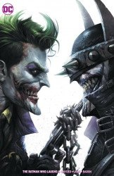 DC Comics's Batman Who Laughs Issue # 6frankies-b