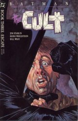 DC Comics's Batman: The Cult Soft Cover # 3