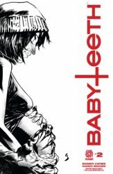 After-Shock Comics's Babyteeth Issue # 2sdcc