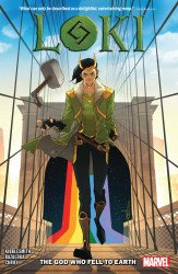 Marvel Comics's Loki TPB # 1