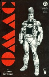DC Comics's Omac: One Man Army Corps Issue # 1