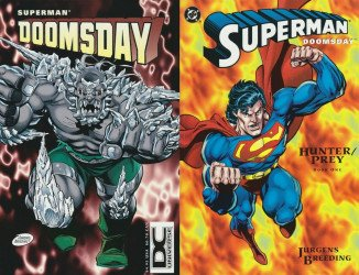 DC Comics's Superman / Doomsday: Hunter / Prey Issue # 1b
