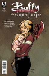 Dark Horse Comics's Buffy The Vampire Slayer Season 12: The Reckoning Issue # 1b