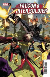 Marvel Comics's Falcon & Winter Soldier Issue # 4