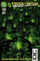 DC Comics's Green Lantern Issue # 81d