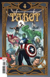 Marvel Comics's Tarot Issue # 4