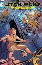 IDW Publishing's Star Wars Adventures Issue # 2b