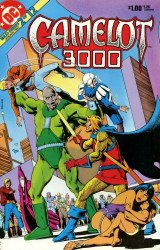 DC Comics's Camelot 3000 Issue # 2