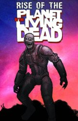 Antarctic Press's Rise of the Planet of the Living Dead TPB # 1