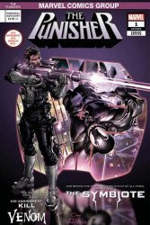 Marvel Comics's Punisher Issue # 1scorpion-b