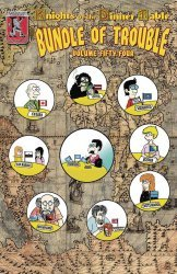 Kenzer & Company's Knights of the Dinner Table: Bundle of Trouble TPB # 54